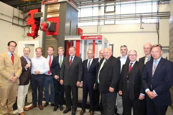 FMS und Elbe Partners